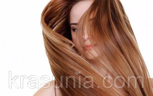 Здоровые и поврежденные волосы