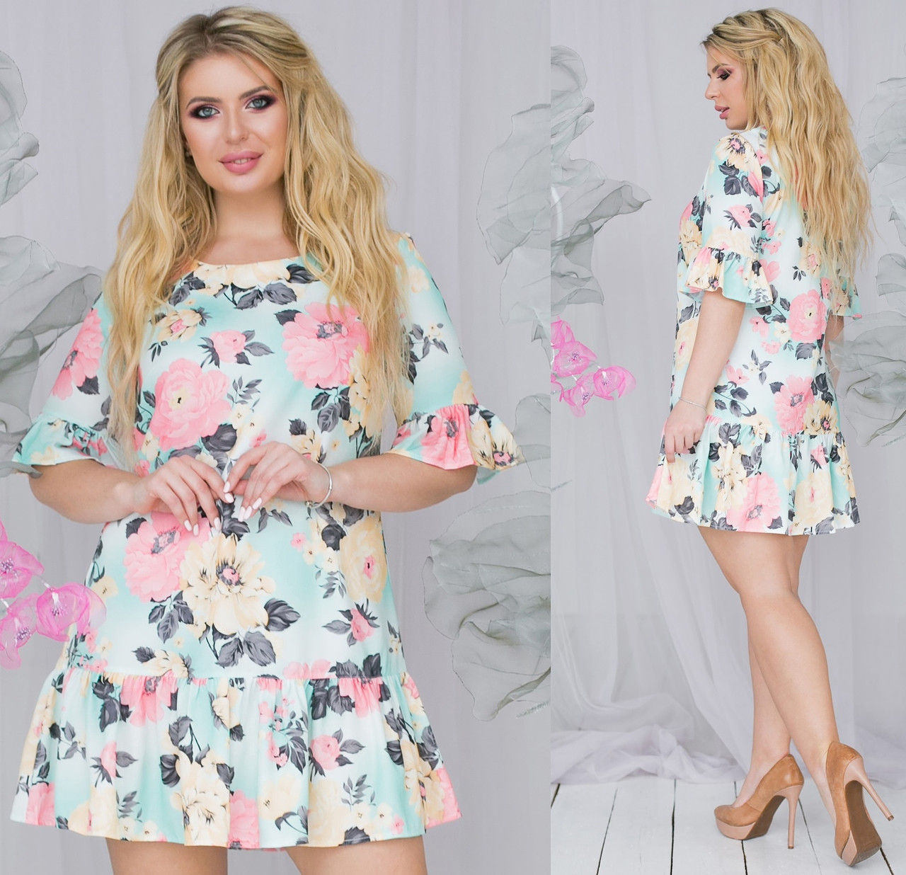 Платье AZ-0138
