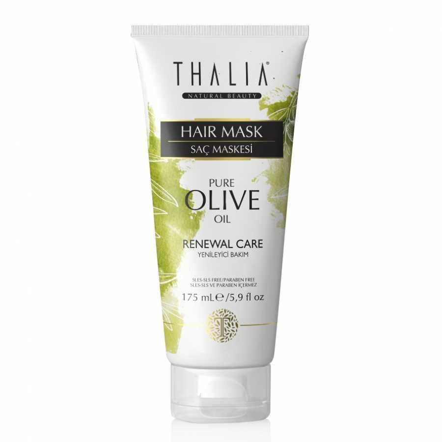 Маска для волосся Akten Cosmetics Thalia Pure Olive Oil 175 мл (3616013)