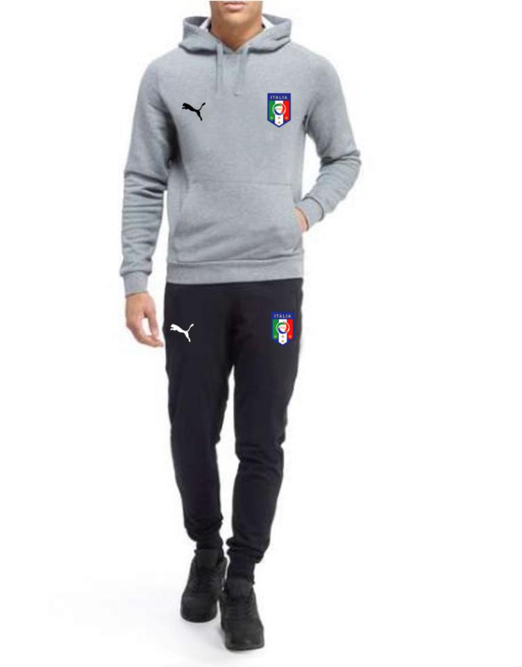 Мужской спортивный костюм сборной Италии, Italy, Пума, Puma