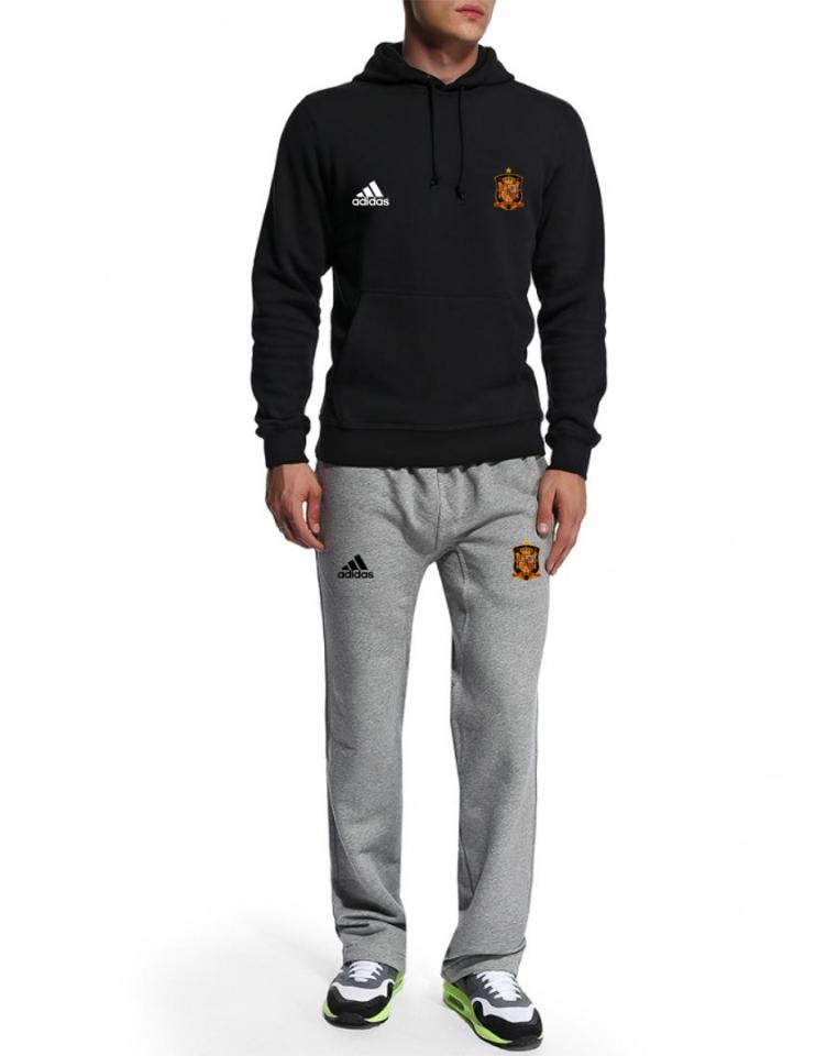 Мужской спортивный костюм сборной Испании, Spain, Adidas, Адидас