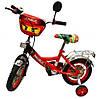 "Детский велосипед мульт 12"" P 1244 N-1 Нинджяги"
