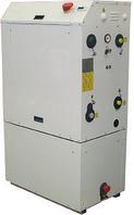 Тепловой насос с водяным охлаждением в корпусе EMICON PWE 351 Ka со спиральными  компрессорами