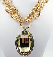 Винтажный кулон - камень, фото 1