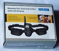 Електро нашийник на 2 собаки для дресирування та корекції поведінки собак