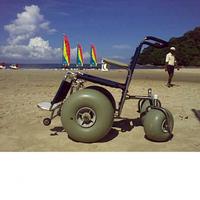 Кресло-коляска для инвалидов повышенной проходимости 4803