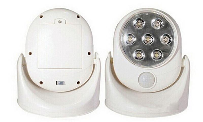Светодиодная лампа с датчиком движения Sensor Brighte сенсорная