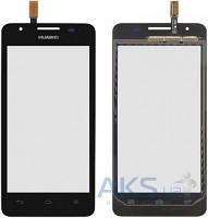 Сенсор для телефона Huawei Ascend G510 U8951D, Ascend G520, Ascend G525 Black