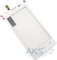 Сенсор для телефона Huawei Ascend G510 U8951D, Ascend G520, Ascend G525 White