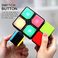 Логічний куб музика, світло, 4 режиму 3666, кубик музичний логіка, фото 1