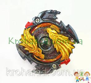 BeyBlade Luinor Gold Dragon B-00 / Бейблейд Луйнор золотой дракон (черный с золотым) SB, фото 2