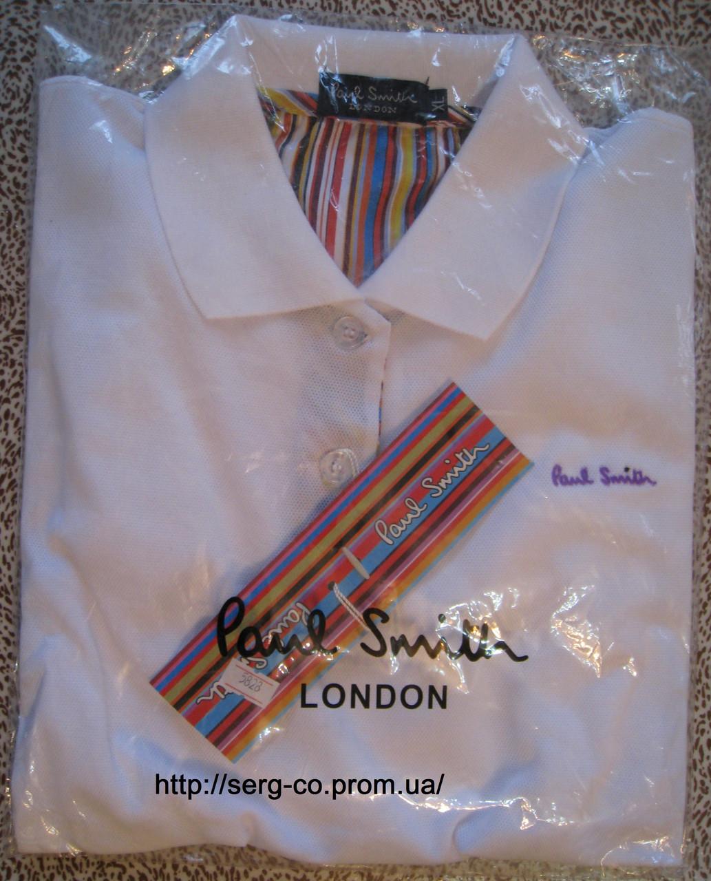 PAUL SMITH женские футболки поло купить в Украине.