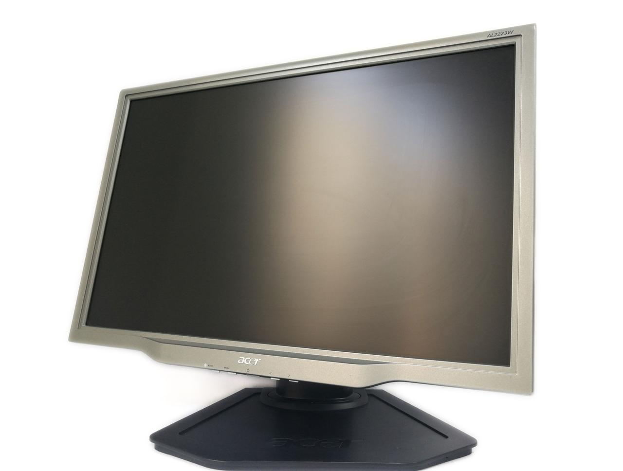 "Монитор 22""  Acer AL2223W, 1680х1050"