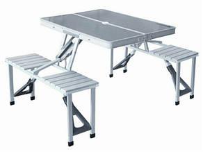Алюминиевый стол для пикника трансформер
