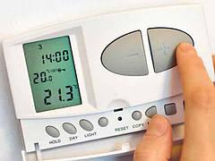 Принцип работы беспроводного терморегулятора для газового котла