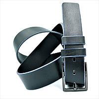 Ремень мужской кожаный Weatro Тёмно-синий 0371m-4kozh
