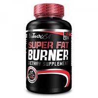 Жиросжигатель комплекс, Biotech USA Nutrition, Super Fat Burner, 120 таблеток