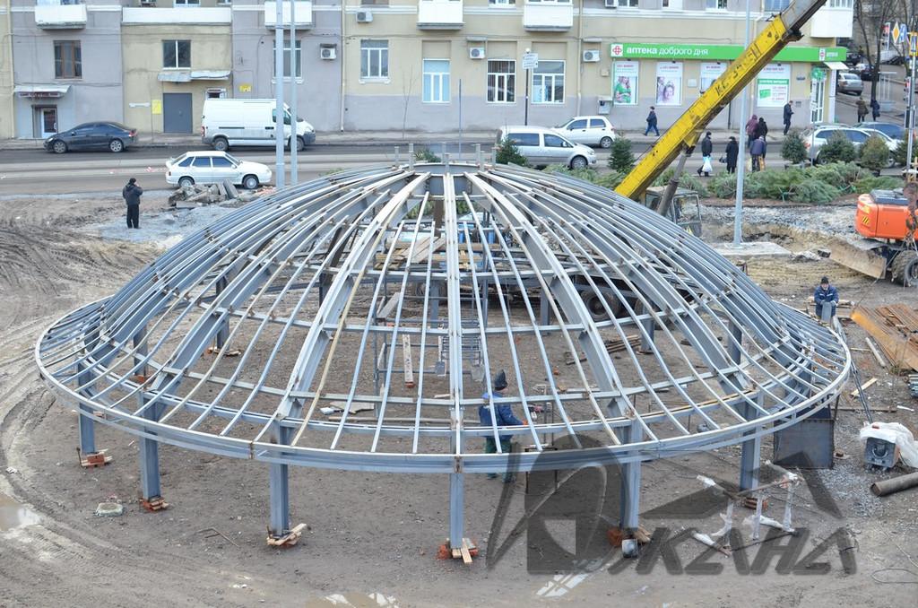 Сумской рынок в г. Харькове по ул. Тринклера 17