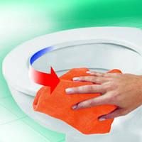 Салфетка для туалета leifheit