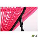 Стіл Agave чорний, ротанг рожевий, фото 7