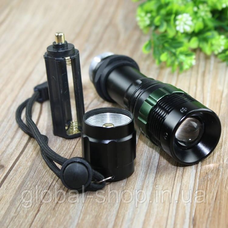 Тактический фонарик Bailong BL 8455 30000w