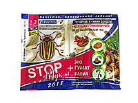 Инсектицид Стоп жук (STOP-Жук) + Гумат калия 3 + 10мл