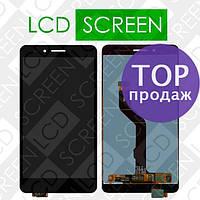 Дисплейный модуль для Huawei Honor 5X KIW-L21 GR5 2016 Honor X5, черный, WWW.LCDSHOP.NET