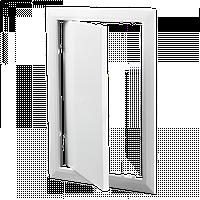 Ревизионная дверца Л 250*250 пластик АВС Домовент
