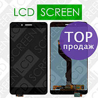 Дисплей для Huawei Honor 5X KIW-L21 GR5 2016 Honor X5 с сенсорным экраном, черный