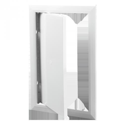 Ревизионная дверца Л 300*400 пластик АВС Домовент