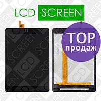 Модуль для планшета Xiaomi Mi Pad 1 MiPad 1, черный, дисплей + тачскрин