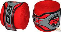 Боксёрские бинты RDX (красные)