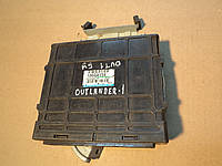 Блок управления двигателем Mitsubishi Outlander 1860A154, E6T38982H
