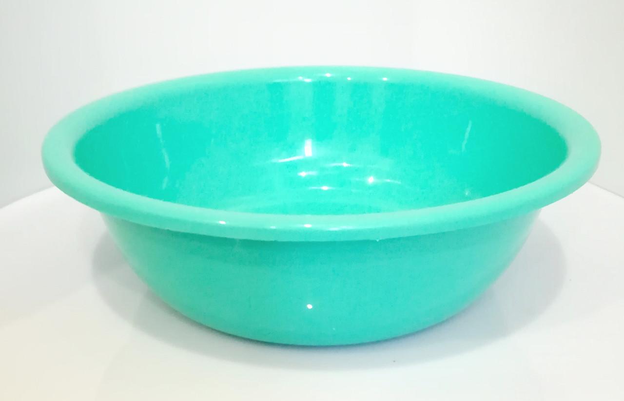 Миска пластиковая 3 л Everplast из бирюзового пищевого полипропилена