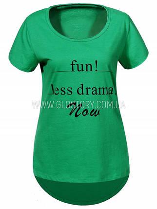 Женская футболка GLO-Story,Венгрия, фото 2