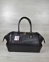 48d3ced9c990 Классическая женская сумка Оливия Необычная форма Удобная красивая  оригинальная сумочка Недорого Код: КДН4938