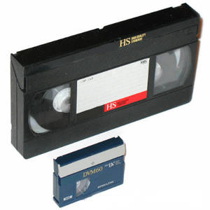 Аудио-, видеокассеты для записи