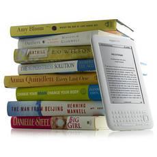 Аудиокниги, e-text книги