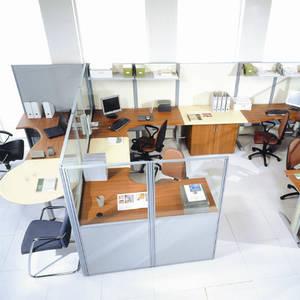 перегородки для офісу та дому