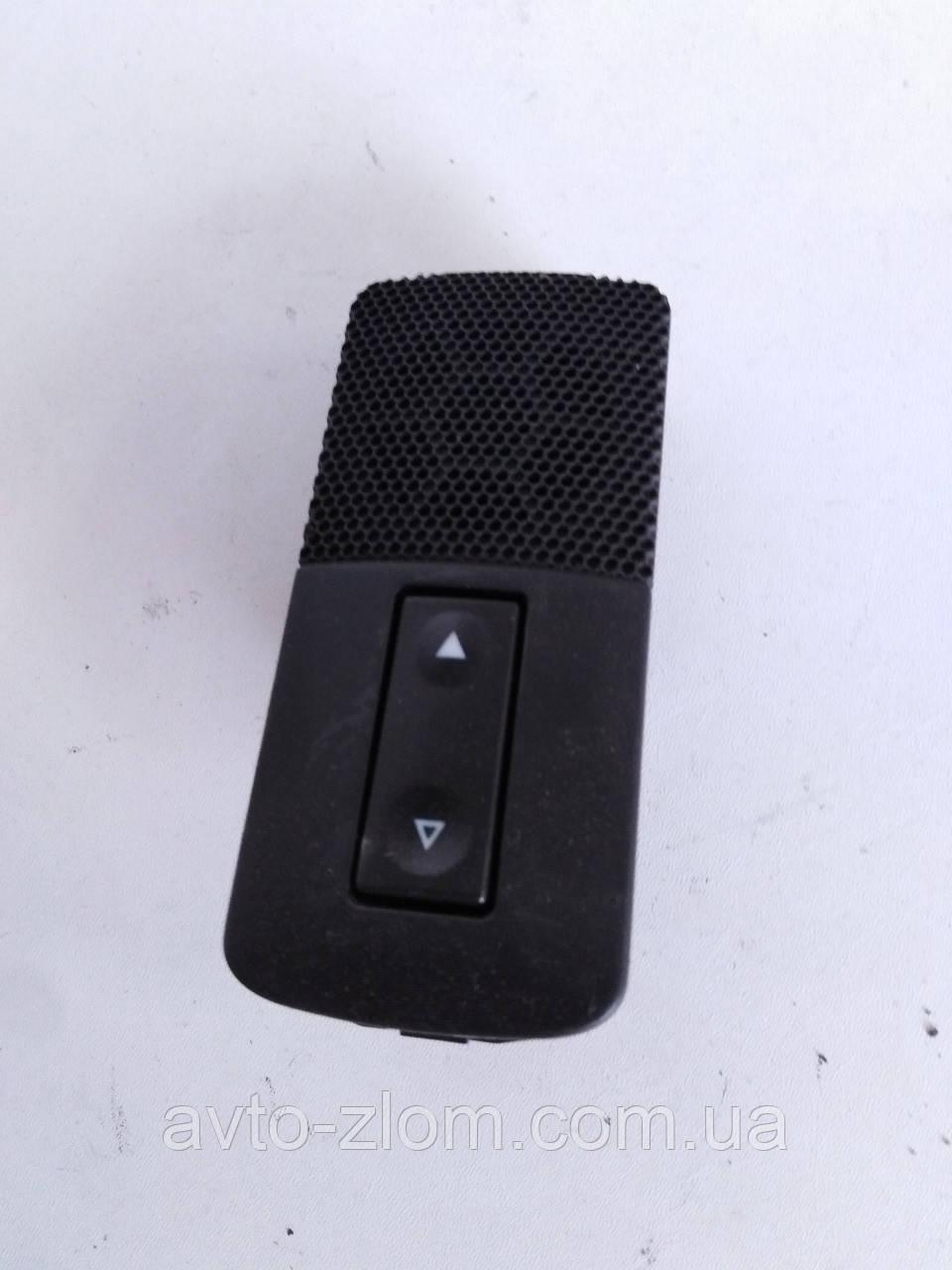 Кнопка стеклоподъемника Opel Vectra C, Опель Вектра Ц. Задняя. 24437646, 09185959.