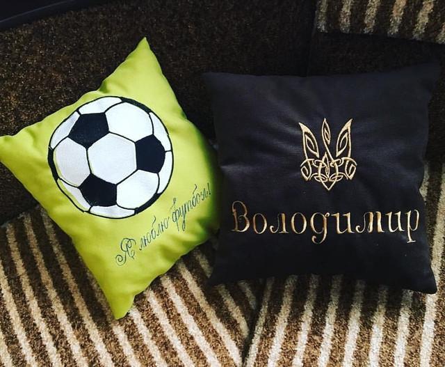 Подушки Спорт