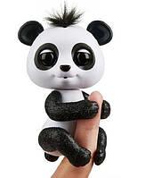 Панда Дрю интерактивная (черная) Fingerlings W3560/3564 (уценка)
