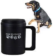 Лапомойка для собак Paw Plunger, L, фото 1