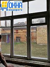 Трехстворчатые окна с фрамугой imperial /1800*1700/, фото 3