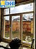 Трехстворчатые окна с фрамугой WDS Galaxy /1800*1700/, фото 2