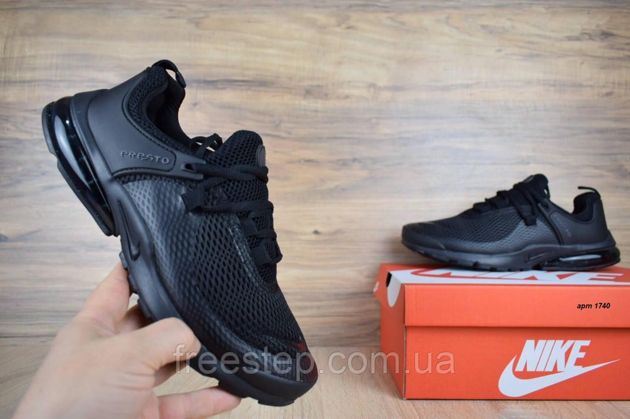 3c580af2 Мужские кроссовки в стиле NIKE Air Presto Leew черные : продажа ...