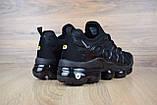 Чоловічі кросівки Air VaporMax Plus, чорні, фото 2
