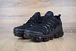 Чоловічі кросівки Air VaporMax Plus, чорні, фото 3