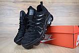 Чоловічі кросівки Air VaporMax Plus, чорні, фото 5