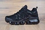 Чоловічі кросівки Air VaporMax Plus, чорні, фото 7
